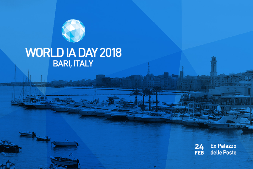 WIAD Bari 2018
